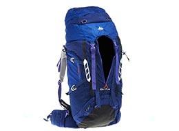 Equipement de voyage pour femme, le sac à dos