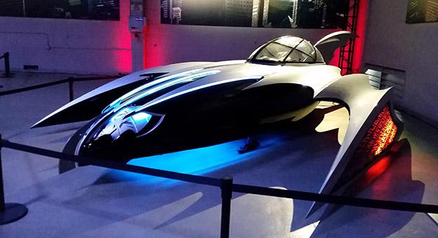 Les voitures de Batman