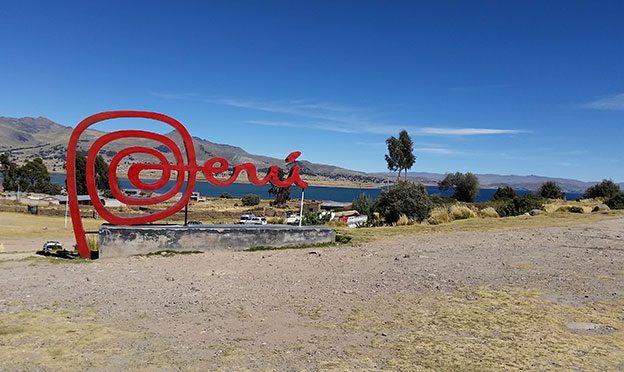 Passage de la frontière Pérou-Bolivie