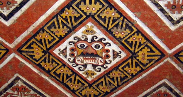 Ai-apaec, le dieu des Moches