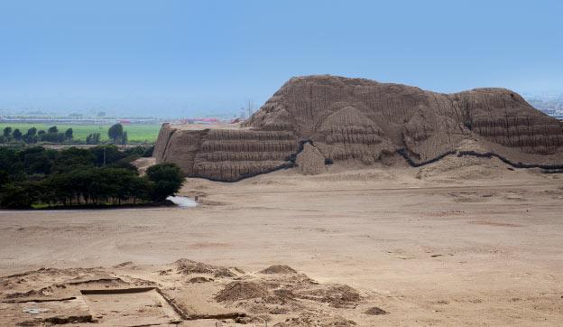 La Huaca del Sol reste à découvrir