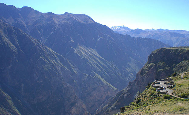 Choses à faire : Le Canyon del Colca