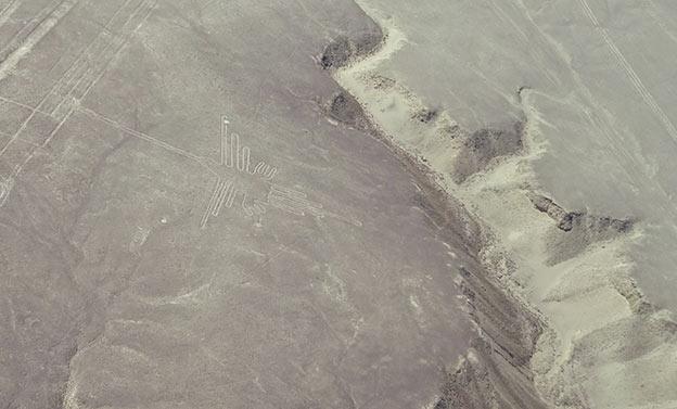 Choses à faire : Les Lignes de Nazcas