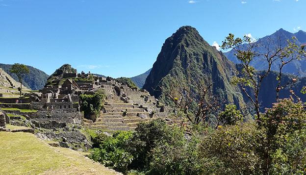 Machu Picchu pas cher