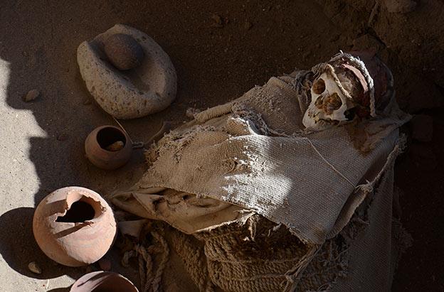 Cimetière Nazca