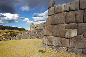 Temple de Saqsayhuaman