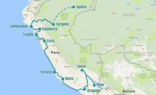 Bilan de notre voyage au Pérou