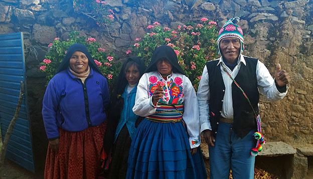 La Famille Silivirio