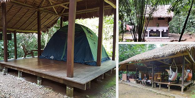 Notre maison dans la Selva