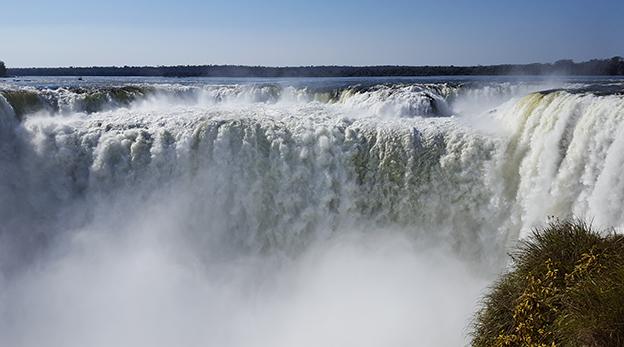 Les Chutes d'Iguazu, comment se passe la visite côté Argentin