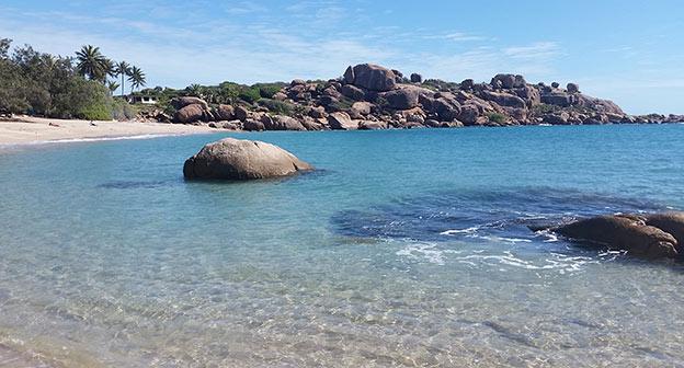 Spots de snorkeling en Australie : Bowen