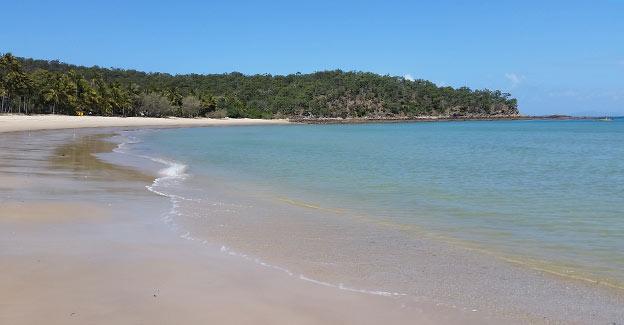 Spots de snorkeling en Australie : Keppel Island