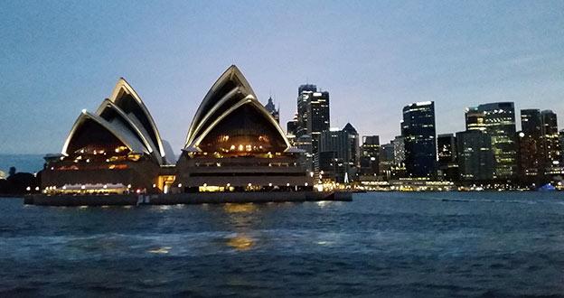 L'incontournable visite de Sydney