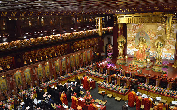 Temple Buddha Tooth Relic