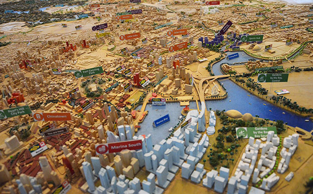 City Gallery de Singapour