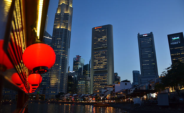 Singapour River Cruise