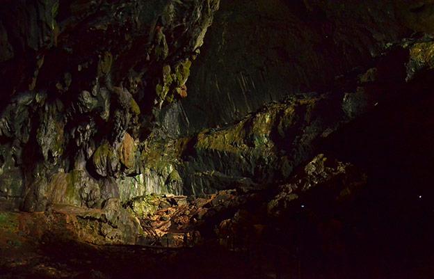 Le parc de Gunung Mulu