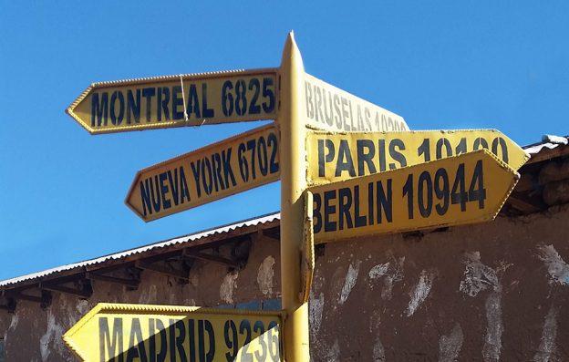 Articles par destinations