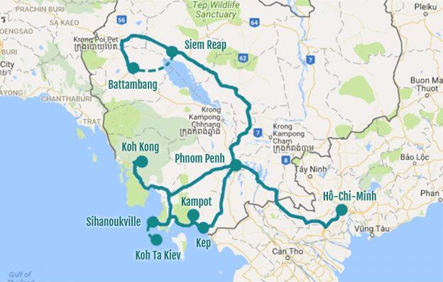 Bilan du Cambodge