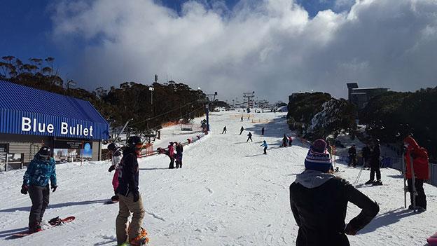 Trouver un job au ski