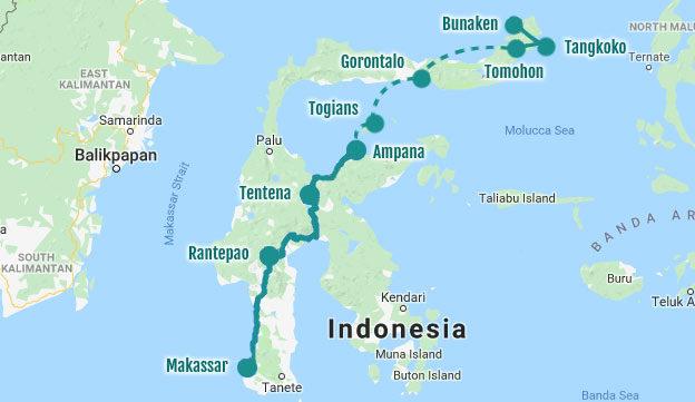 Bilan de notre voyage en Sulawesi