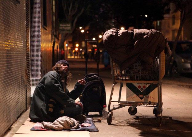 Les Sans-abris de San Francisco