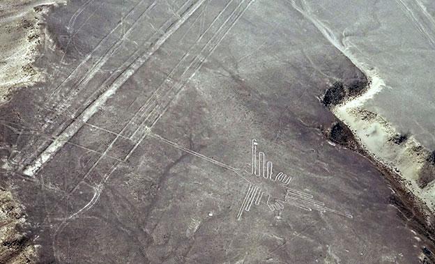 Les mystères de la civilisation Nazca