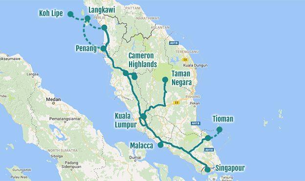 Bilan de notre séjour en Malaisie